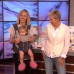 Alpaca booties featured on the Ellen DeGeneres Show
