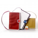 Colored Leather Purses