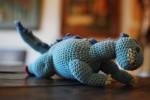 Crochet Dinosaur 2