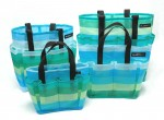 Recyclable Plastic Multi Tote Bags