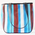 Recyclable Plastic Tote Bag