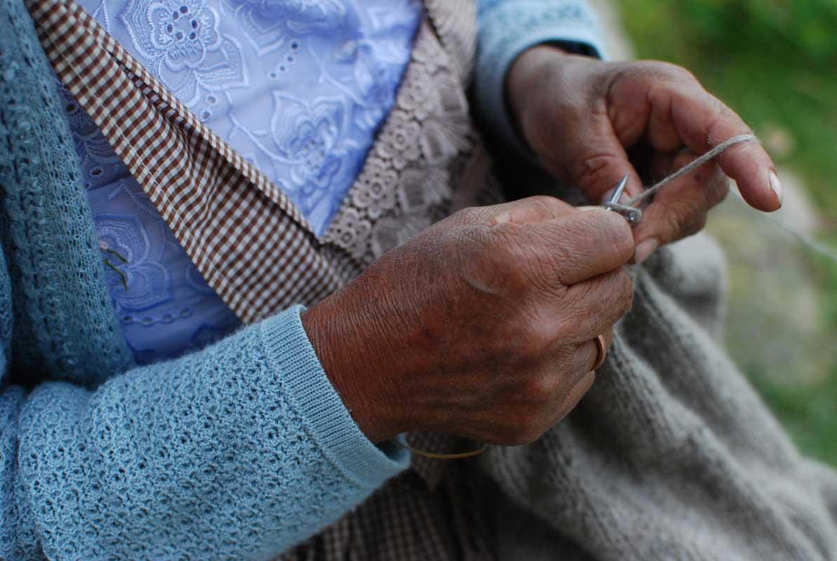 Hand Knitting : hand-knitting