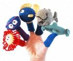 tia anna ocean ecosystem finger puppets